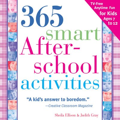 365 Smart After-school Activities By Ellison, Sheila/ Gray, Judith